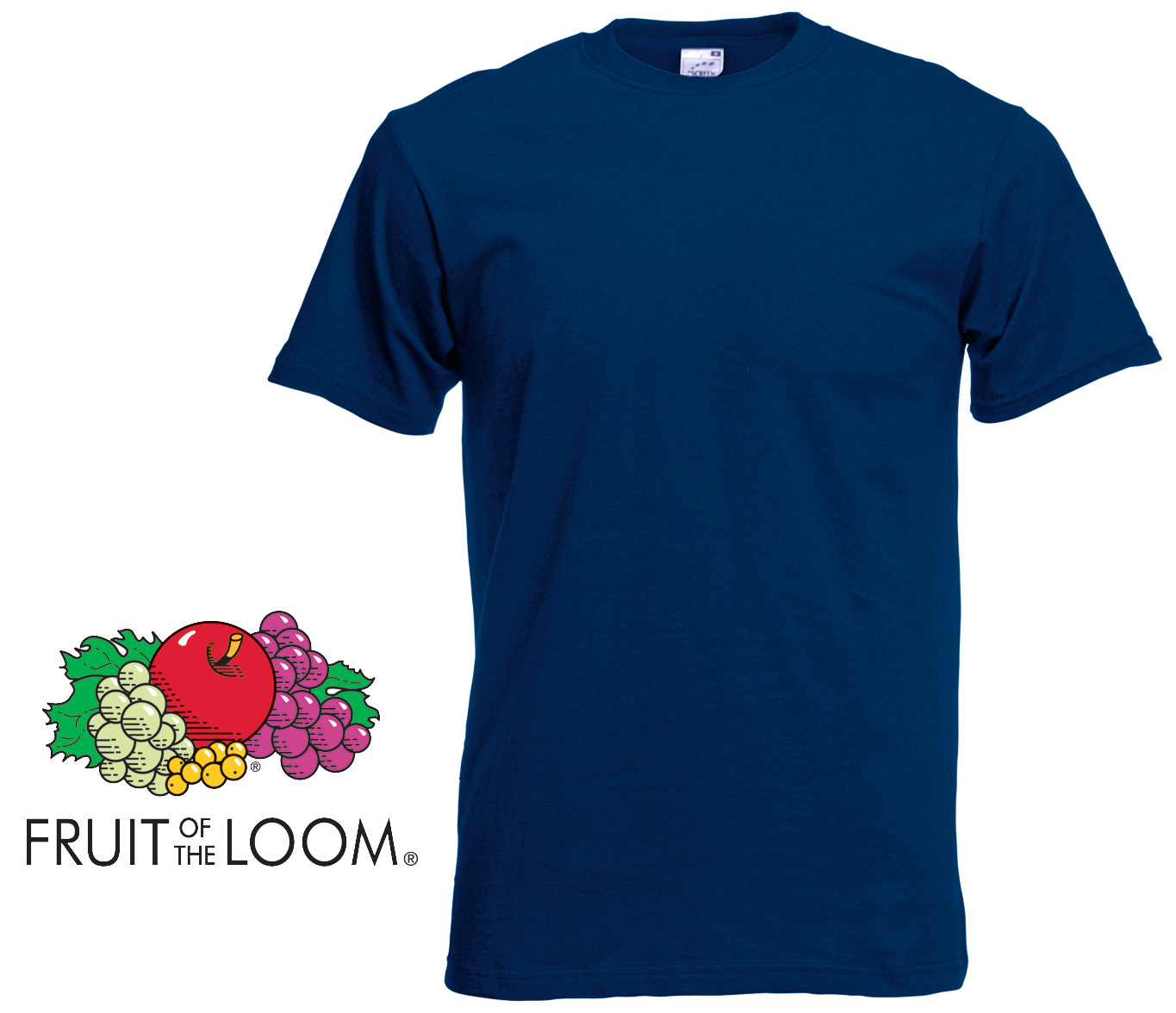 Dark Blue T Shirt Template