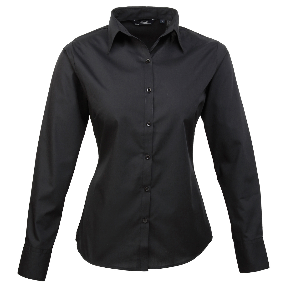Women'S Blouse Black 104